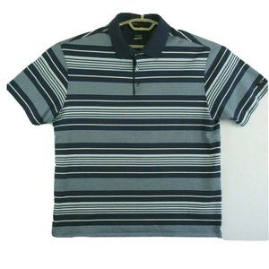 Tiger Woods Collection Nike Dri Fit Striped